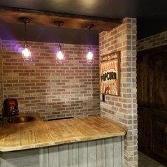 Old Mill Thin Brick Bat Bar Color Castle
