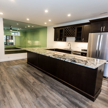 Olivette, MO Custom Transitional Home
