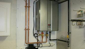On Demand Water Heater – Sudbury, MA