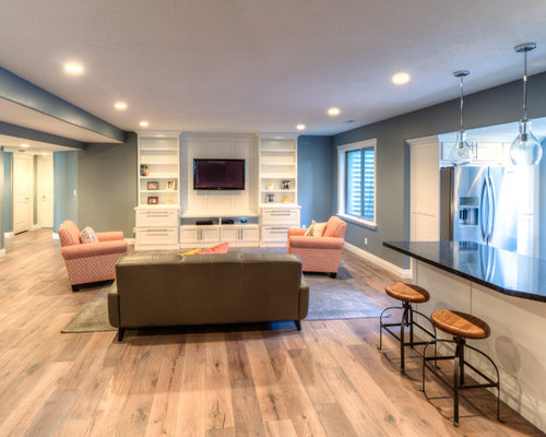spanish floor basement design ideas renovations photos