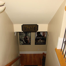 Traditional Basement by directfromwarehouse.com