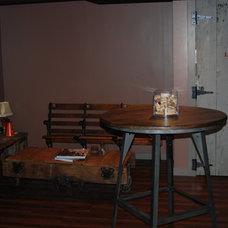 Eclectic Basement Our Pub