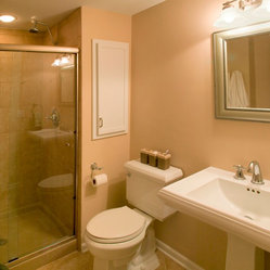 Kansas City Bathroom Basement Design Ideas, Pictures, Remodel and