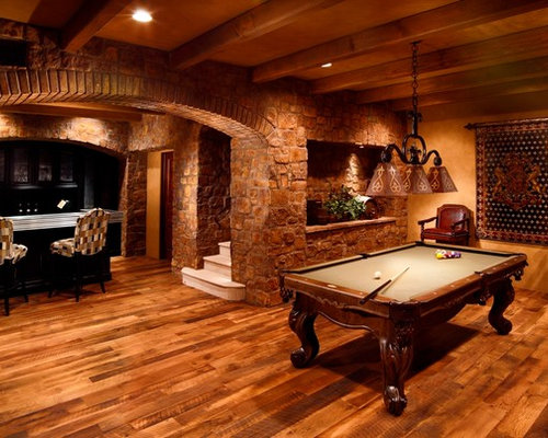 phoenix basement design ideas pictures remodel decor 18892 | 656172a800478cfe 6434 w500 h400 b0 p0 traditional basement
