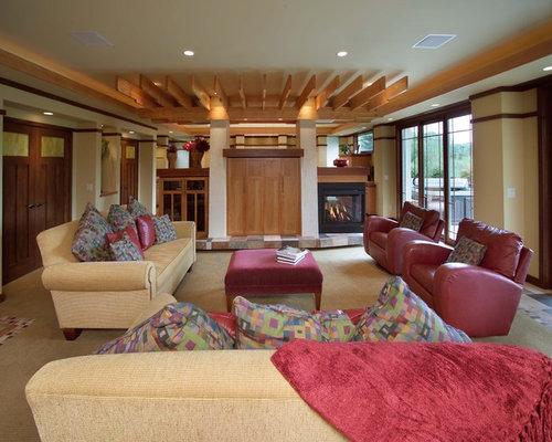 Chimneyless Fireplace Home Design Ideas Renovations Photos
