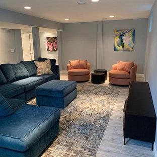 Princeton, Finished basement