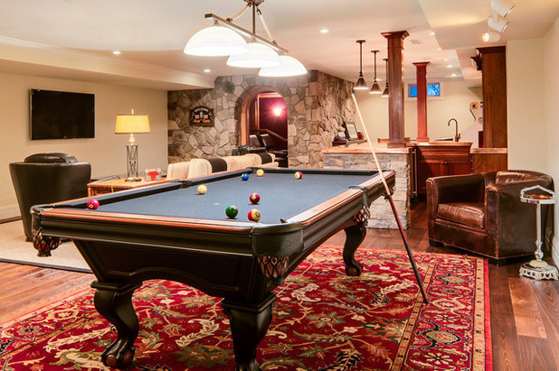 Take your cue planning a pool table room for Pool table house
