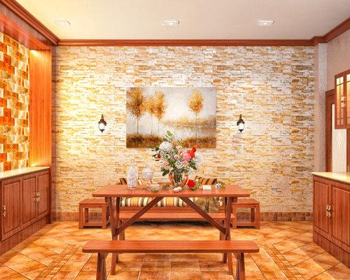 Rustikale keller mit terrakottaboden ideen design - Keller wandfarbe ...