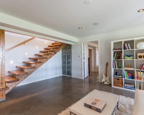 Basement Stairwell Lighting: Stair Lighting Ideas, Pictures, Remodel And Decor