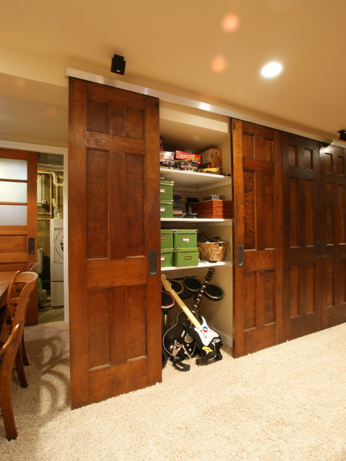 Unique Basement | Houzz