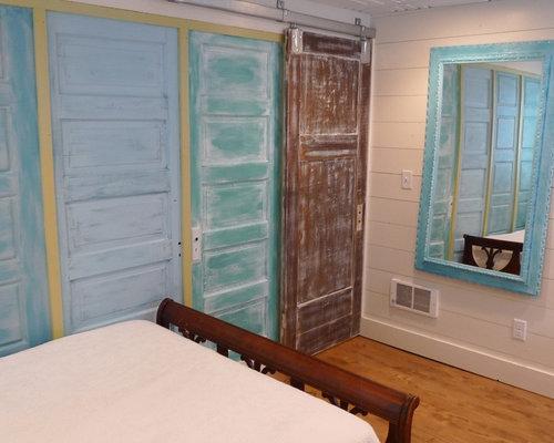 Kleine landhausstil keller ideen design bilder houzz - Keller wandfarbe ...