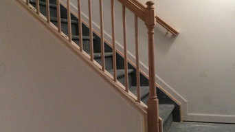 Removable Stair Railing - Lake Orion