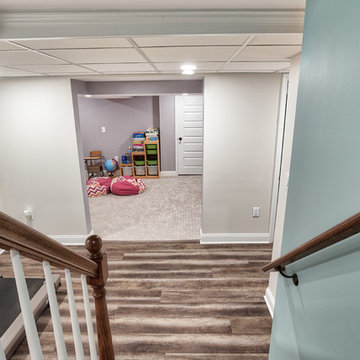 Renovated Basement for Family Use