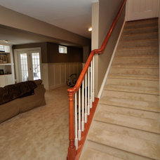 Basement by TriCrest Homes, LLC