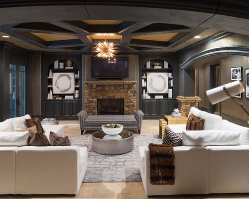Home Basement Designs elegant basement home theater keeps things simple design plan 2 finish Saveemail