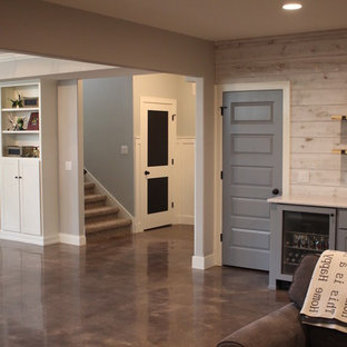 Residential Basement Polish - Overview