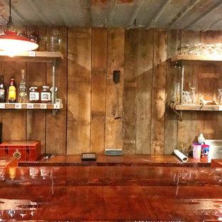 Rustic Bar / Mancave