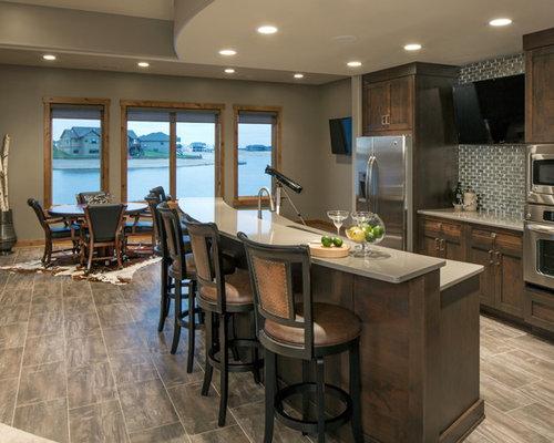 basement kitchen bar photos - Basement Bar Design Ideas
