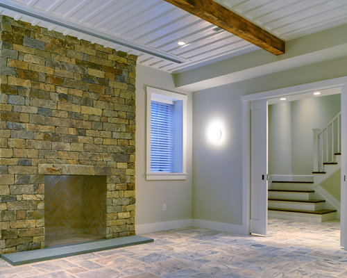 Full Height Window Basement Design Ideas Renovations