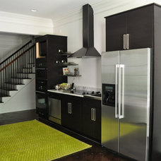 Contemporary Basement by Direct Build Home Improvement & More