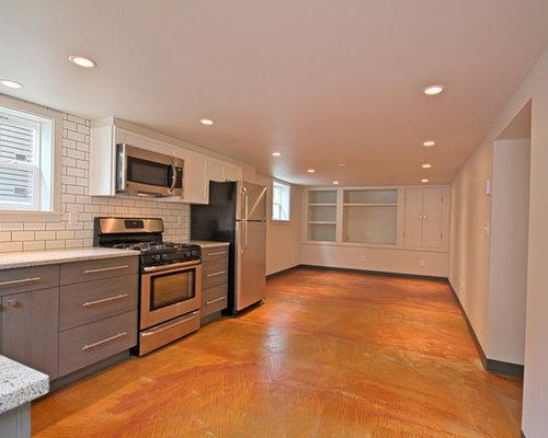 Basement kitchen designs ideas pictures remodel and decor - Basement kitchen design ...