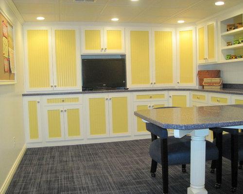 Traditional Louisville Basement Design Ideas, Pictures, Remodel & Decor