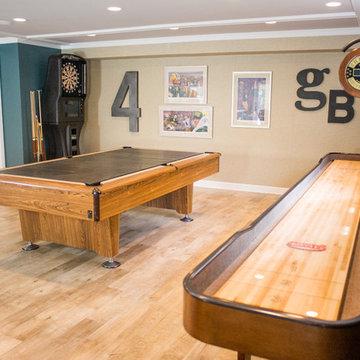 Shonas Highlands- Family entertainment room
