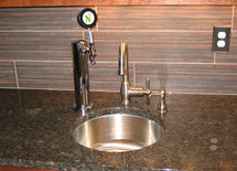 What type kegerator did you use here?