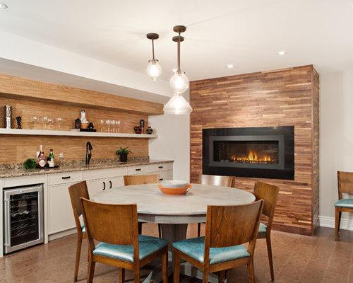 keller mit korkboden ideen design bilder houzz. Black Bedroom Furniture Sets. Home Design Ideas