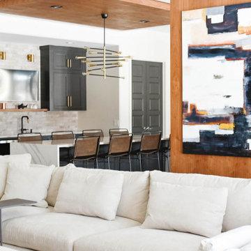 Silverleaf Estates Basement Reno
