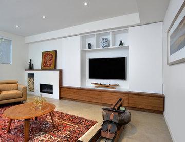 Simply Modern in Davisville, Interior Design Toronto