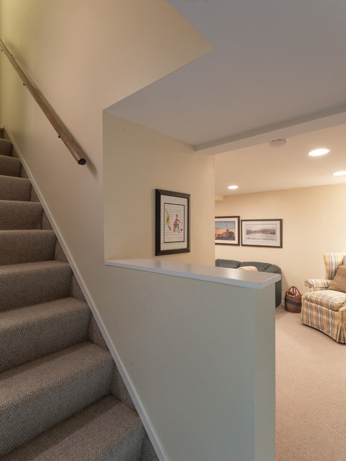 Small basement remodeling chicago for Pictures of small basement remodels