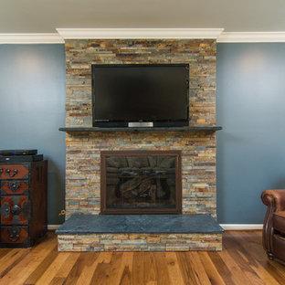 Soapstone Fireplace Surround