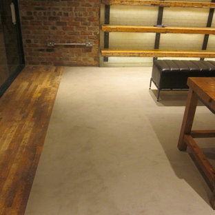 Poured Rubber Flooring Houzz