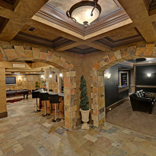 Mediterranean Basement by Envision Web