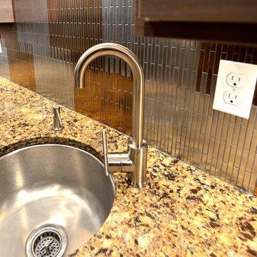 Stainless Undermount Bar Sink