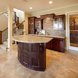 Kansas City Basement Design Ideas, Pictures, Remodel and Decor