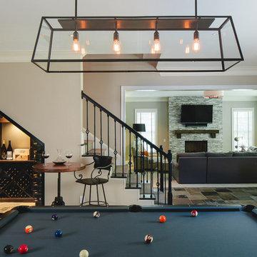 Terrace Level Remodel