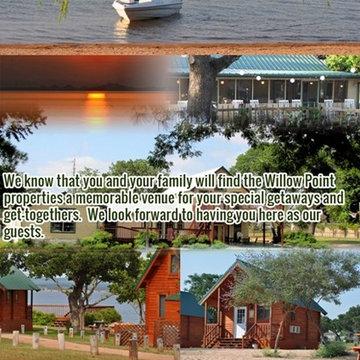 Texas Vacation Home Rentals