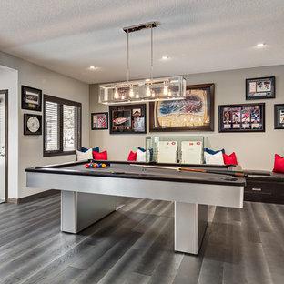 The billiards setup