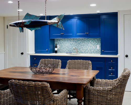 coastal themed kitchen themed kitchen design ideas amp remodel pictures houzz 2291