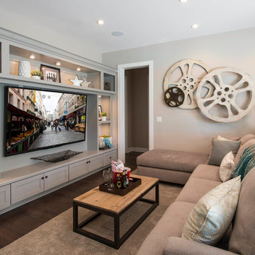 The Madison Basement Bonus Room, Woodmont Golf and Country Club