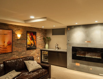 The Ultlimate Man Cave