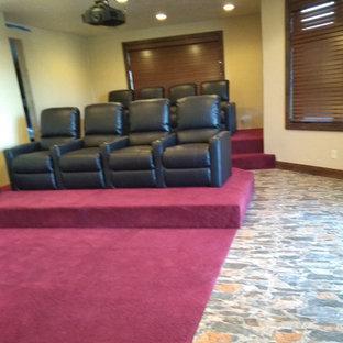 Theater basement room