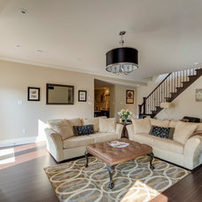 Traditional Basement by Alair Homes