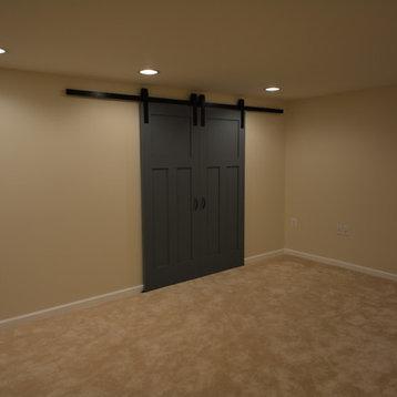 lynx double access doors basement design ideas pictures remodel