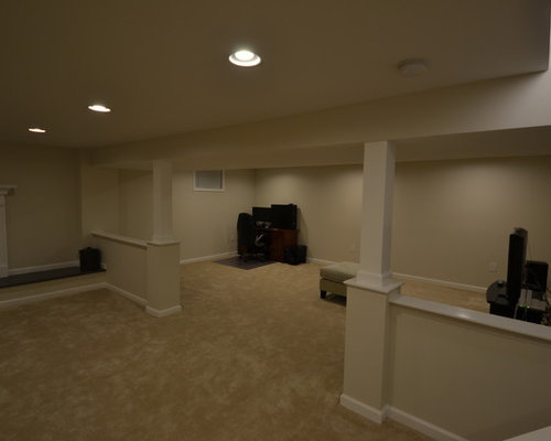 Basement Columns Houzz