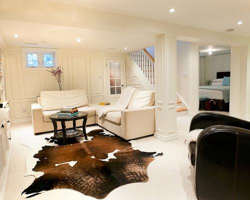 Basement columns houzz - 7 great basement design ideas ...