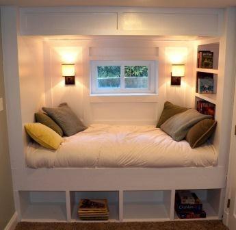 Teen Girl Bedroom Home Design Ideas, Pictures, Remodel and ... on Teenager Basement Bedroom  id=41339