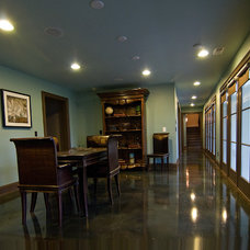 Traditional Basement by Pippin Home Designs, Inc